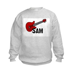 Guitar - Sam Sweatshirt