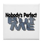 Perfect Man Tile Coaster