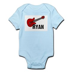 Guitar - Ryan Infant Creeper