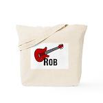 Guitar - Rob Tote Bag