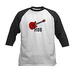 Guitar - Rob Kids Baseball Jersey
