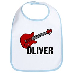 Guitar - Oliver Bib