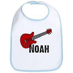 Guitar - Noah Bib