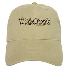 Cute Constitution Baseball Cap