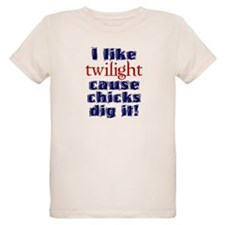 Twilight chicks dig it T-Shirt