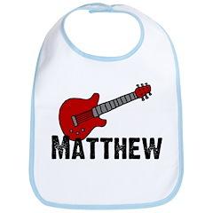 Guitar - Matthew Bib