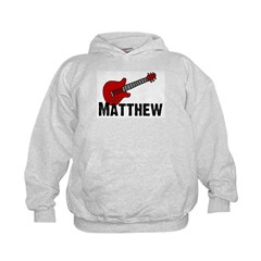 Guitar - Matthew Hoodie