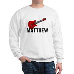 Guitar - Matthew Sweatshirt