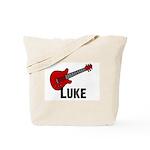 Guitar - Luke Tote Bag