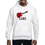 Guitar - Luke Hooded Sweatshirt