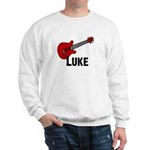 Guitar - Luke Sweatshirt