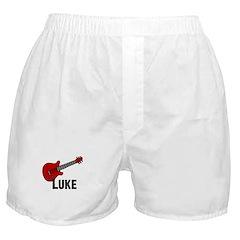 Guitar - Luke Boxer Shorts
