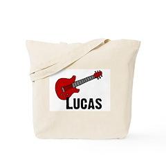 Guitar - Lucas Tote Bag