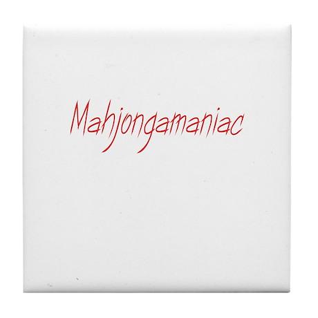 Mahjongamaniac Tile Coaster