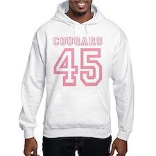 Cougars 45 Hoodie