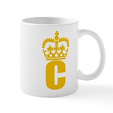 C - character - name Mug