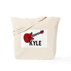Guitar - Kyle Tote Bag