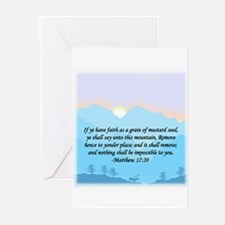 """""""Mustard Seed"""" Greeting Cards (Pk of 20)"""