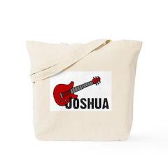 Guitar - Joshua Tote Bag