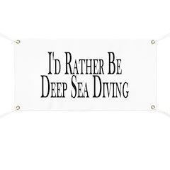 Rather Deep Sea Dive Banner