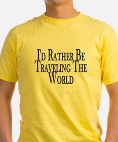 Rather Travel The World T