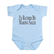 Rather Make Sales Infant Bodysuit