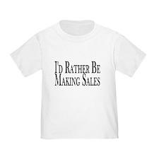Rather Make Sales T