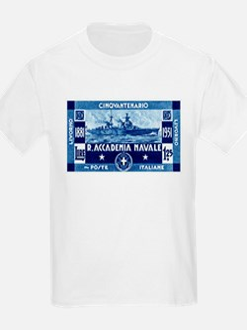 1931 Italian Naval Academy T-Shirt
