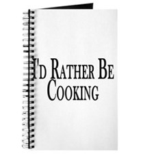 Rather Be Cooking Journal