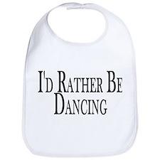 Rather Be Dancing Bib