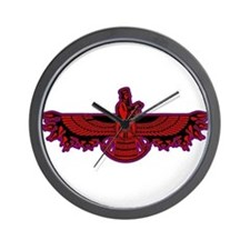Unique Zoroastrianism Wall Clock