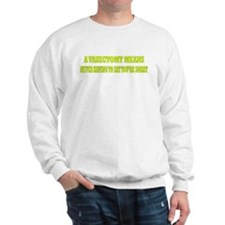 VASECTOMY Sweatshirt