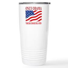 Anti Obama Thermos Mug