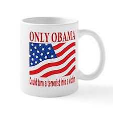 Anti Obama Small Mug