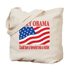 Anti Obama Tote Bag