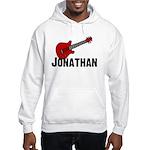 Guitar - Jonathan Hooded Sweatshirt