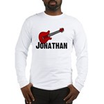 Guitar - Jonathan Long Sleeve T-Shirt