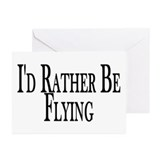 Pilot Greeting Cards (20 Pack)