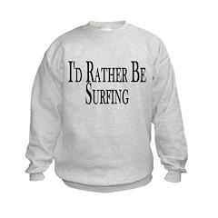 Rather Be Surfing Sweatshirt