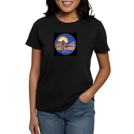 NEW ORLEANS Women's Dark T-Shirt