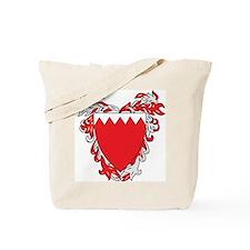 Bahrain Coat Of Arms Tote Bag