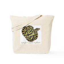 Tote Bag - Jungle Carpet Python