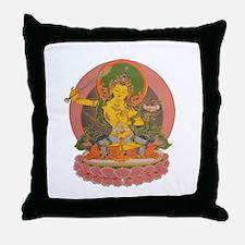 Manjushri Throw Pillow