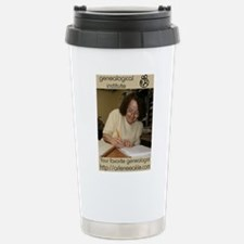 Cute Your favorite genealogist Travel Mug