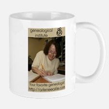 Cute Genealogical institute Mug