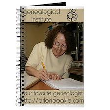 Cute Your favorite genealogist Journal
