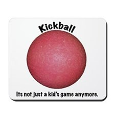 Kickball Mousepad
