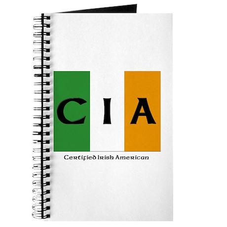 Certified Irish American Journal
