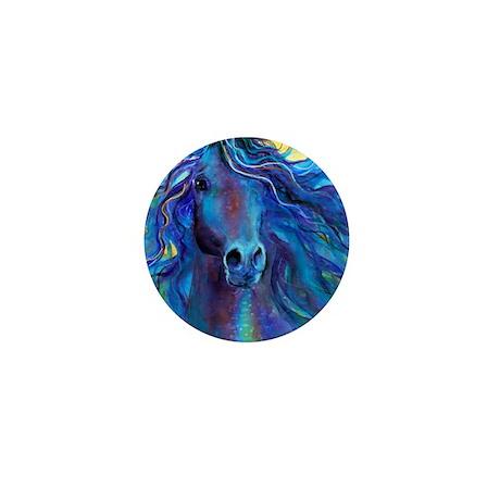 Arabian horse Mini Button (10 pack)