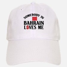 Somebody In Bahrain Baseball Baseball Cap